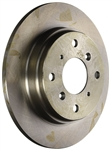 Centric/StopTech Standard Blank Front Rotors - Honda/Acura