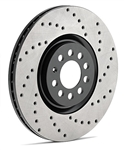 StopTech Drilled Front Rotors - Honda/Acura