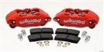 Wilwood Direct Bolt-On DPHA Forged Calipers for Honda & Acura