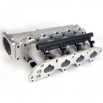 B Ultra Race Manifold Primary Fuel Rail - Silver