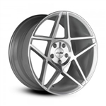 Whistler Kr5 Wheel 19X8.5 5X114.3 +30 Offset - Machined Silver