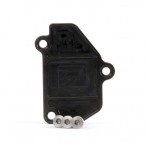 Skunk2 B Series Vtec Block Off Plate, Black Anodized