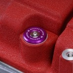 Skunk2 Valve Cover Washer Kit - B Series Vtec, Purple Anodized