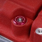 Skunk2 Valve Cover Washer Kit - B Series Vtec, Red Anodized