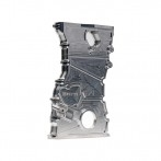 Skunk2 Timing Chain Cover - K20 Engine, Raw Anodized