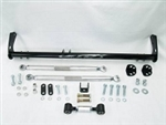 K-Tuned 90-93 Integra Pro Series Traction Bar (w/ B eng. mount)