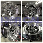 Avid1 Av-12 4X100 16X8 +15 Full Machined (Ccw Replica)