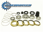 Synchrotech H-series Bearing Seal & Carbon Syncro Kit - 92-01 H22