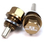 Blox Oil & Transmission Drain Plugs Set :: 14X1.5