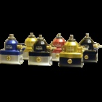 Blox 2-Port Competition Adjustable Fuel Pressure Regulators