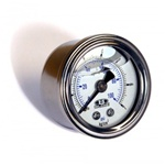Blox Liquid-Filled Fuel Pressure Gauge Kit