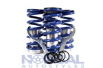 88-00 Honda Civic & 90-01 Acura Integra Adjustable Coilover Sleeves