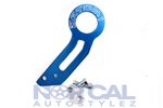 Datum1 Tow Hook Anodized Blue