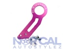 Datum1 Tow Hook Anodized Pink