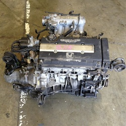 Jdm Obd-0 B16A Swap W/ Cable Transmission Non Lsd