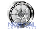 Enkei J Speed 15X8 +25 4X100 Silver