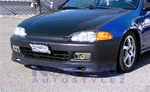 92-95 Honda Civic 2/3Dr Spoon Style Front Lip