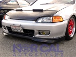 92-95 Honda Civic 2/3Dr Type R Style Front Lip