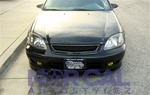 99-00 Honda Civic Spoon Style Front Lip
