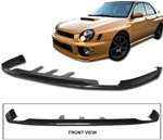 02-03 Subaru Wrx Pd Style Front Lip  (Sedan Only)