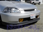 96-98 Honda Civic Ctr/Si Style Front Grille