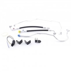 Hybrid Racing K-Series Swap Air Conditioning Line Kit 92-93 Honda Civic Left Hand Drive