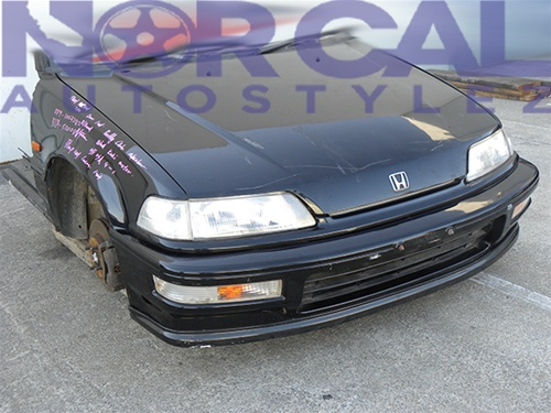 88 91 Honda Civic Ef9 Jdm Sir Front End Conversion