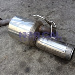 Jdm Crv Mugen Twin Loop Exhaust