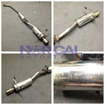 Jdm Fugitsubo Fgk Acura Rsx Dc5 Cat Back Exhaust