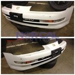 Jdm Bb4 Prelude Front Bumper With Bumper Lights And Lip