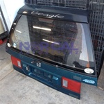 Jdm Ef5 Shuttle Wagon Hatch W/ Bronze Glass And Rear Visor