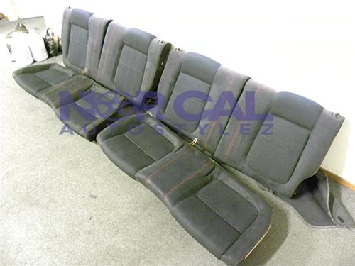 ACURA INTEGRA TYPE R DC REAR SEAT ITR - Acura integra seats