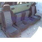 Jdm Nissan 180Sx Type X Front And Rear Seats