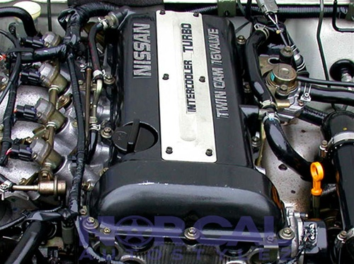 S13 Sr20det Black Top