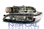 Jdm Itr Headlights Non Hid Oem Factory Type R Dc2 Db8
