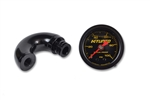 K-Tuned Center Mount Fuel Pressure Gauge (w/ fitting)