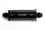 K-Tuned 6AN fuel filter (30 micron)