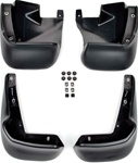 Oem Honda Mud Guards Front And Rear 92-95 Civic 3 Door