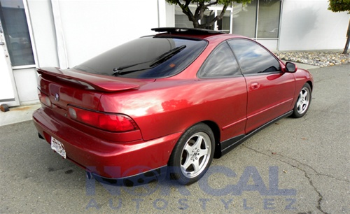 Acura integra type r side skirts