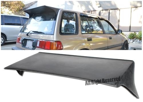 88 91 Honda Civic Wagon 5dr Ef J S Racing Rear Roof