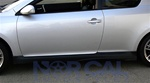 05-09 Scion Tc P1 Style Side Skirts