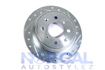 Front Rotors (Pair)  88-00 Civic & 90-01 Integra