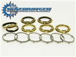 Synchrotech 01-10 JDM Civic Type-R (EP3/FD2) - 1-6 Carbon Synchro Set