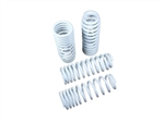 "Lowering Springs For 98-02 Honda Accord / 99-03 Acura Tl / 01-03 Acura Cl. Lowers 2.5""F/2.25""R"