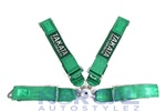 Takata Style Racing Harness (One) Green