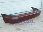 Jdm Sir Rear Bumper 96-00 Civic Coupe/Sedan