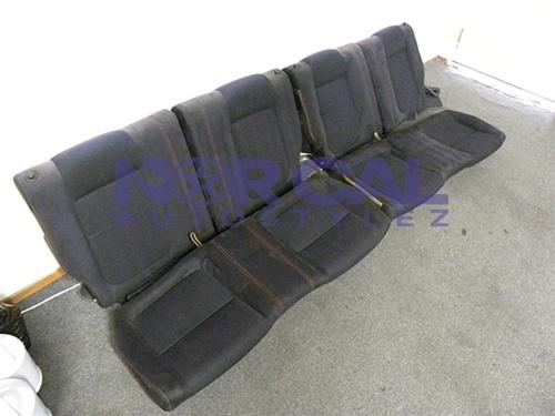 acura integra interior backseat. alternative views acura integra interior backseat
